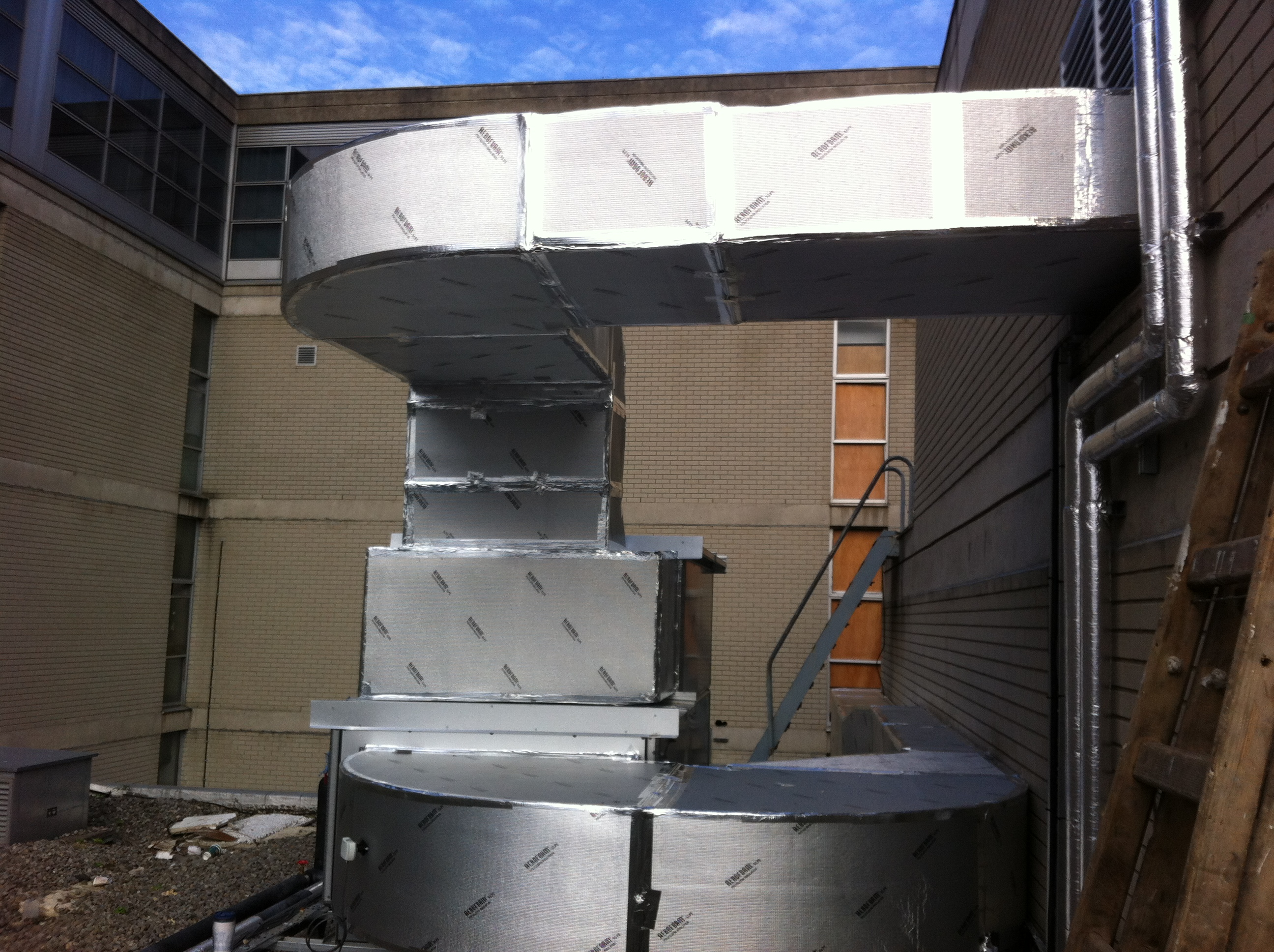 Industrail Ventilation system